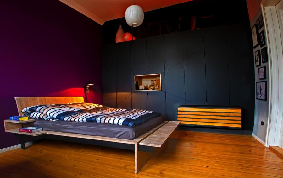 Interieur-Design Schlafzimmer - kinoka