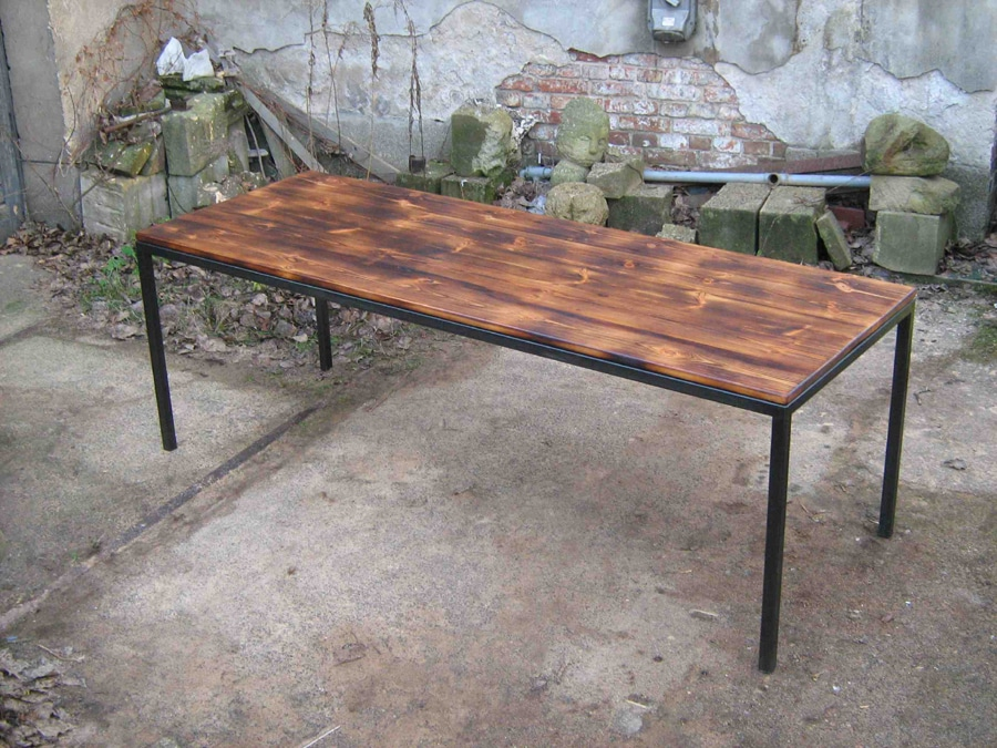 Esstisch st1800 kol fogo kinoka for Tisch japanisches design